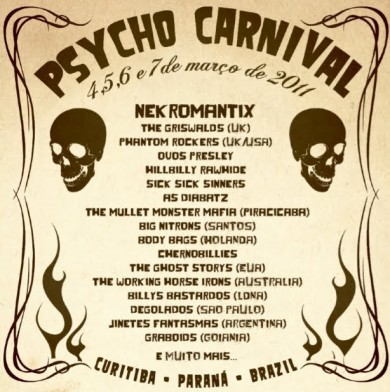 Psycho Carnival 2011